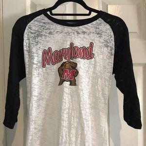 Maryland longsleeved T-shirt
